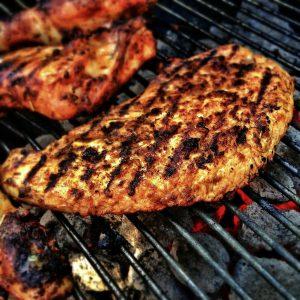 grillviande