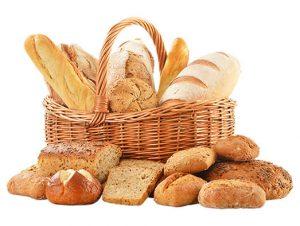 panier à pain